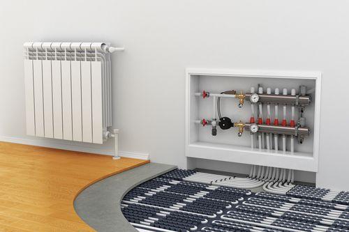 Brennwerttechnikkessel Gas von Viessmann, leicht zu installieren